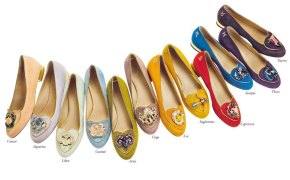 Shoe Horoscope – Charlotte Olympia 'Cosmic' Collection